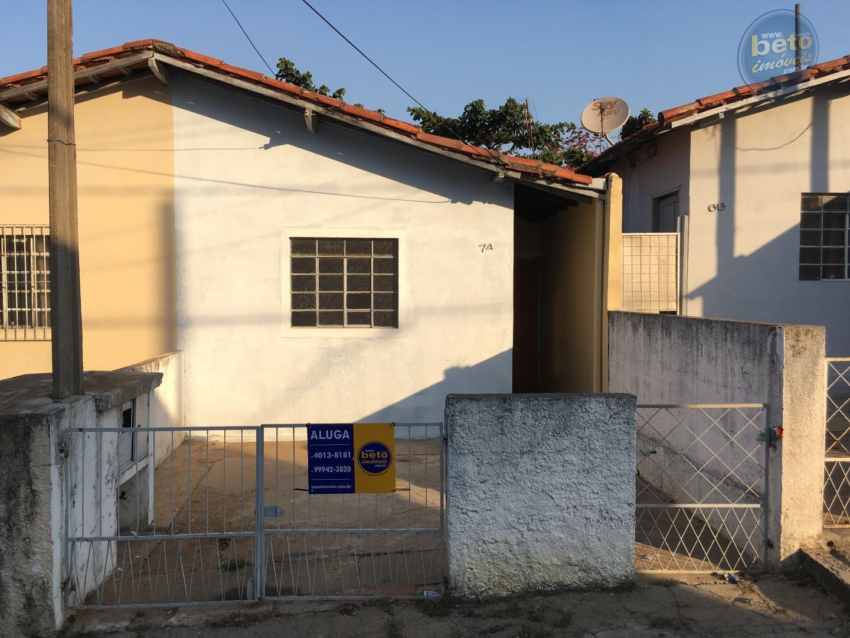 Casa residencial para locação, Vila Bandeirantes, Itu - CA2278.
