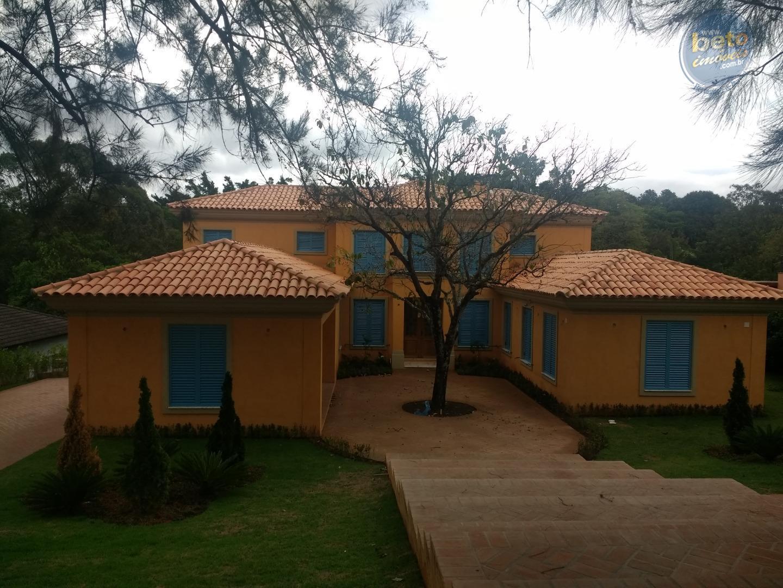 Casa residencial à venda, Condomínio Terras de São José, Itu - CA3309.