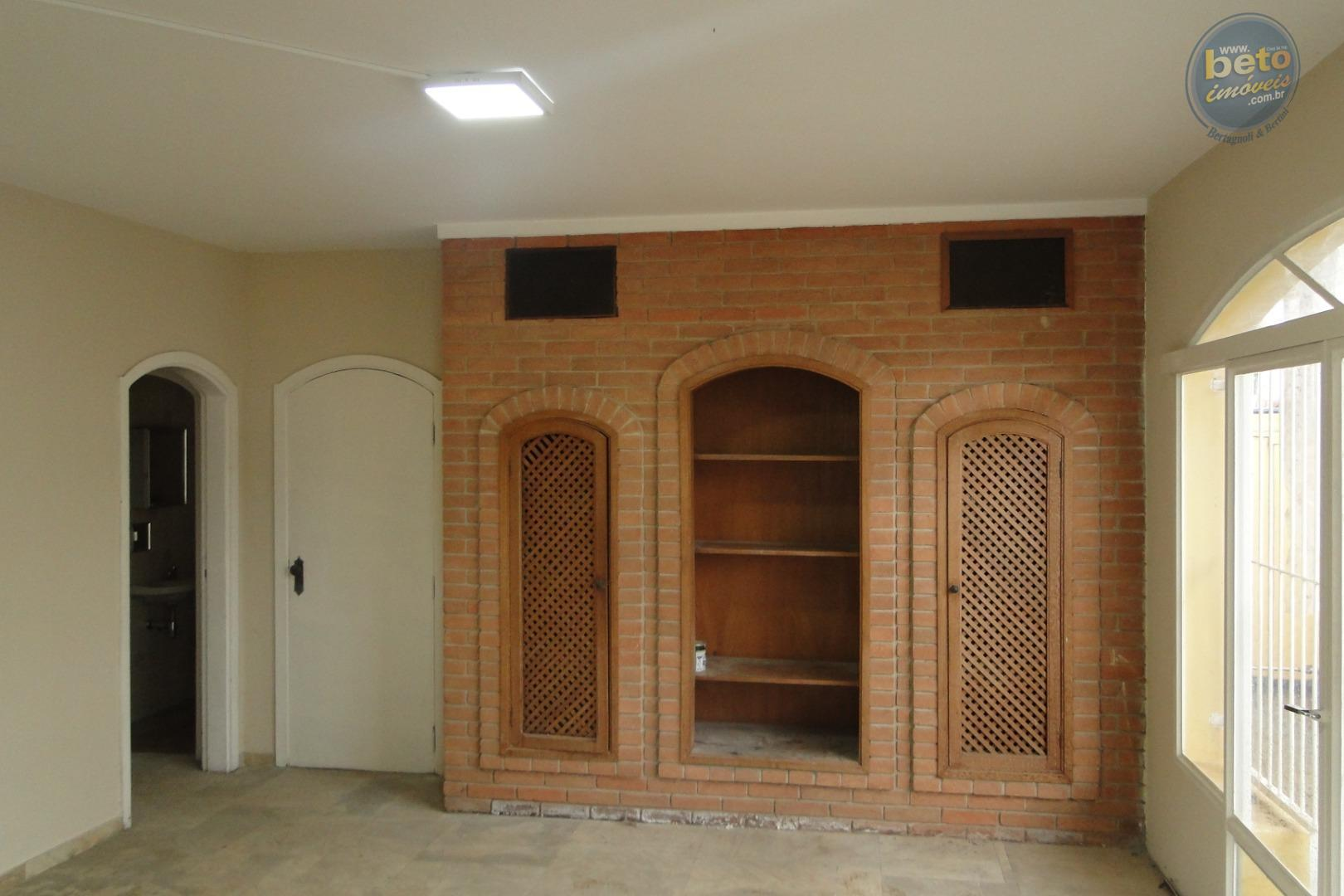 Casa comercial para locação, Vila Gatti, Itu - CA0118.
