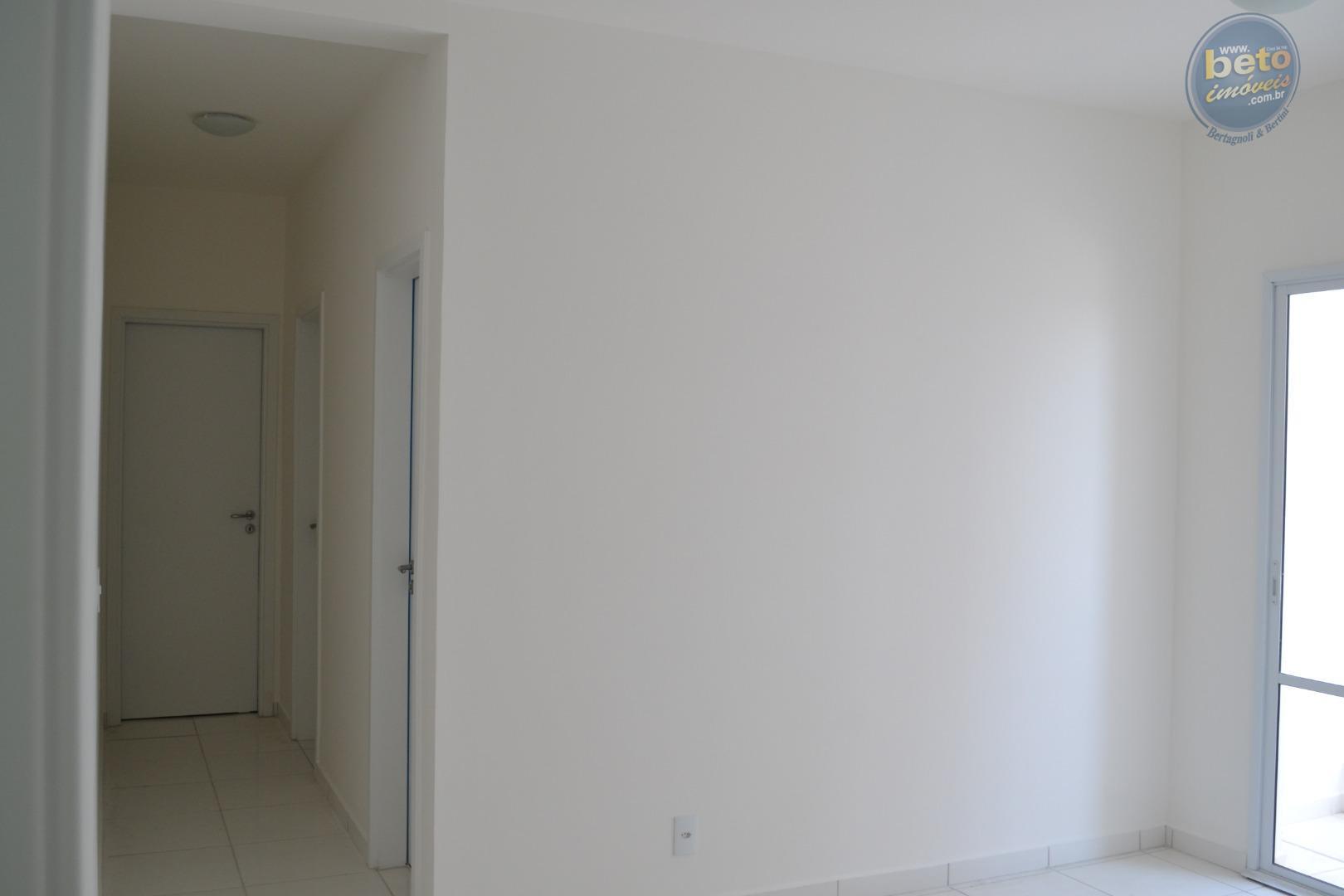 Apartamento com 2 dormitórios para alugar, 50 m² por R$ 800/mês - Condomínio Bretagne - Itu/SP