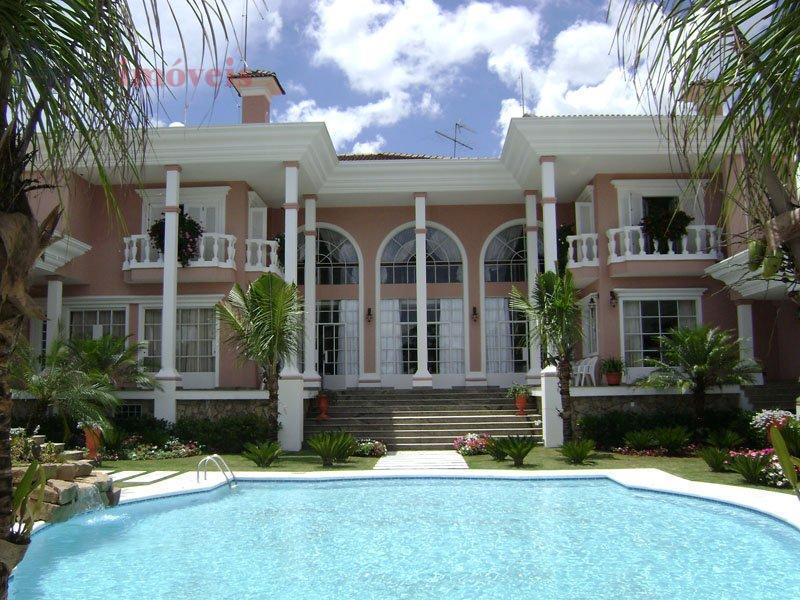 Casa residencial para venda e locação, Aldeia da Serra, Morada dos Pássaros, Barueri.