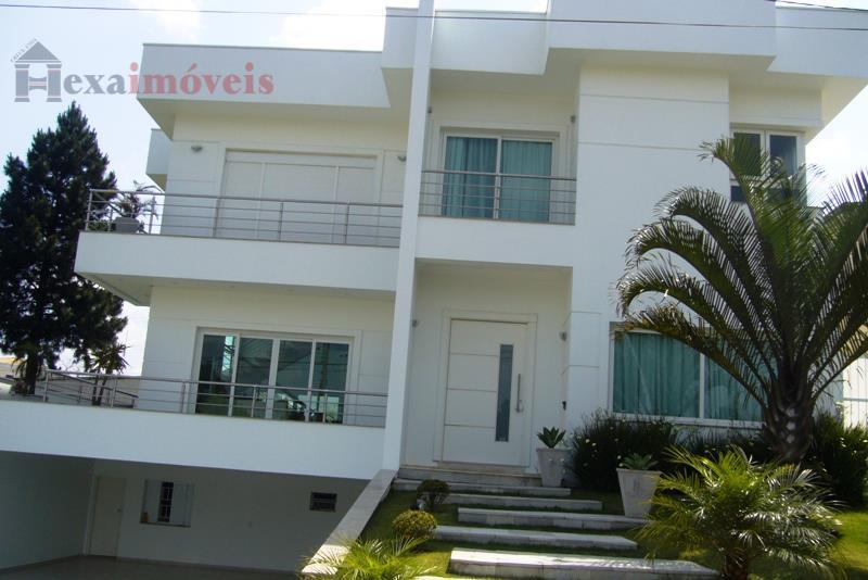 Casa residencial à venda, Aldeia da Serra, Barueri - CA0143.