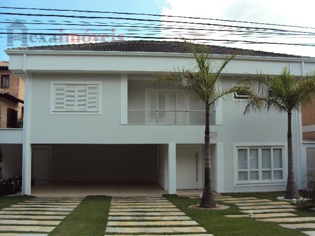 Casa residencial para venda e locação, Aldeia da Serra, Santana de Parnaíba - CA0239.
