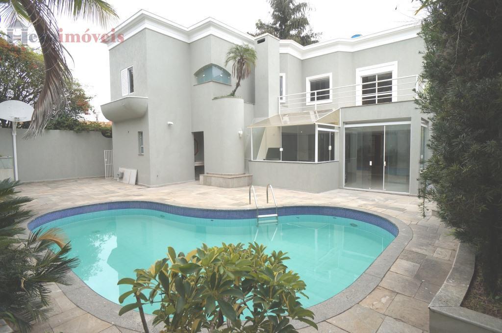 Casa residencial à venda, Alphaville, Barueri - CA0266.