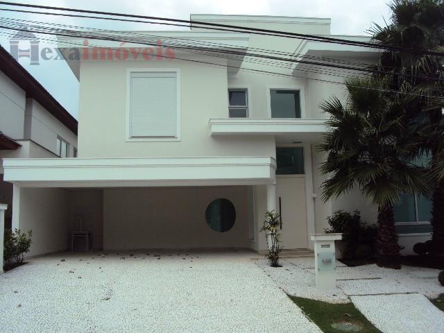 Casa residencial para venda e locação, Aldeia da Serra, Barueri - CA0280.