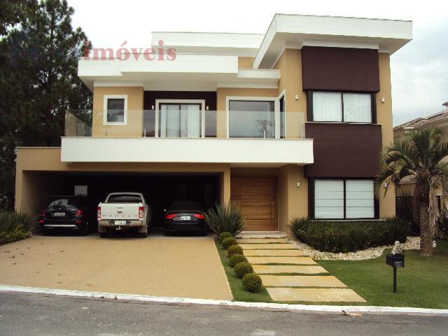 Casa  residencial para venda e locação, Aldeia da Serra, Barueri.