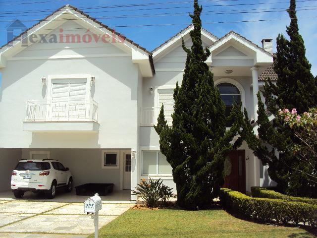 Casa residencial à venda, Aldeia da Serra, Barueri - CA0052.