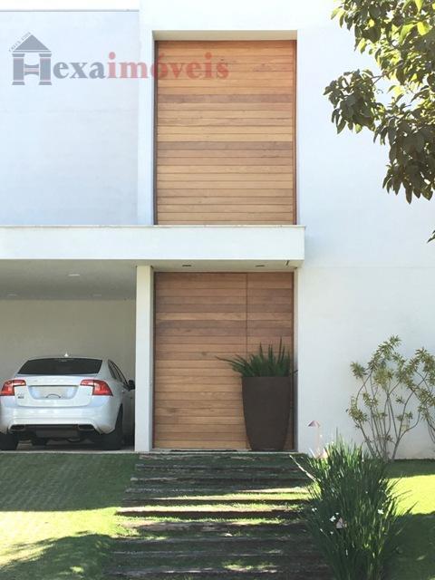 Casa residencial à venda, Residencial Morada dos Lagos, Barueri - CA0382.