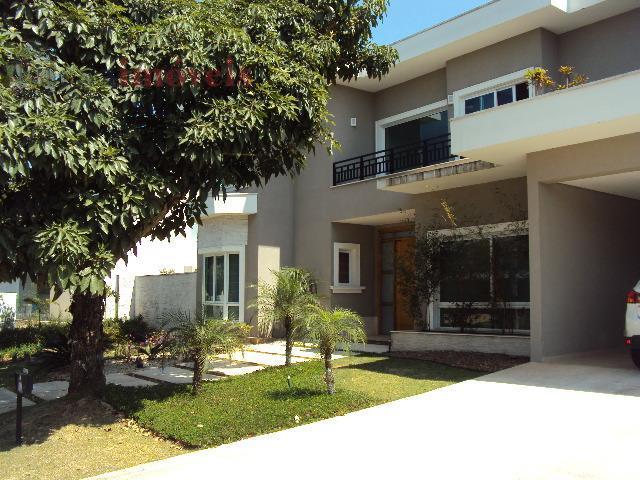 Casa residencial à venda, Residencial Morada dos Lagos, Barueri - CA0383.