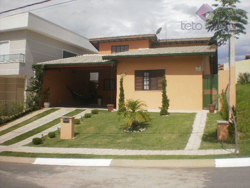 Imobiliária em Atibaia - Casa residencial à venda em Condomínio Fechado em Atibaia