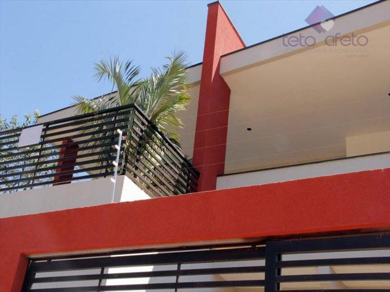Casa residencial à venda, Jardim Maristela, Atibaia - CA2069.