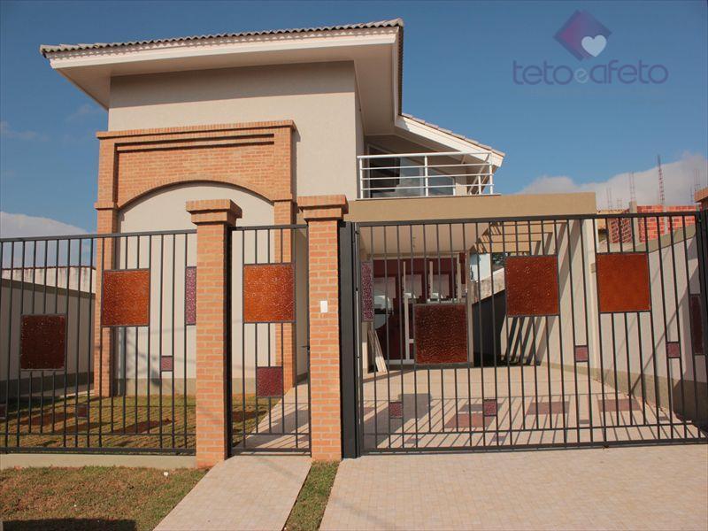 Casa residencial à venda, Condomínio Fechado, Atibaia - CA1116.