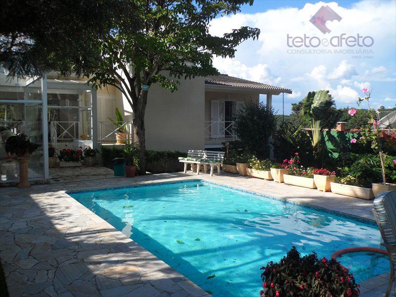 Imobiliária em Atibaia - Casa de alto padrão à venda, Vila Petrópolis, Atibaia - CA1671.