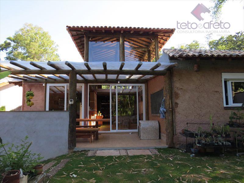 Casa residencial à venda, Parque Residencial Itaguaçu, Atibaia - CA2635.