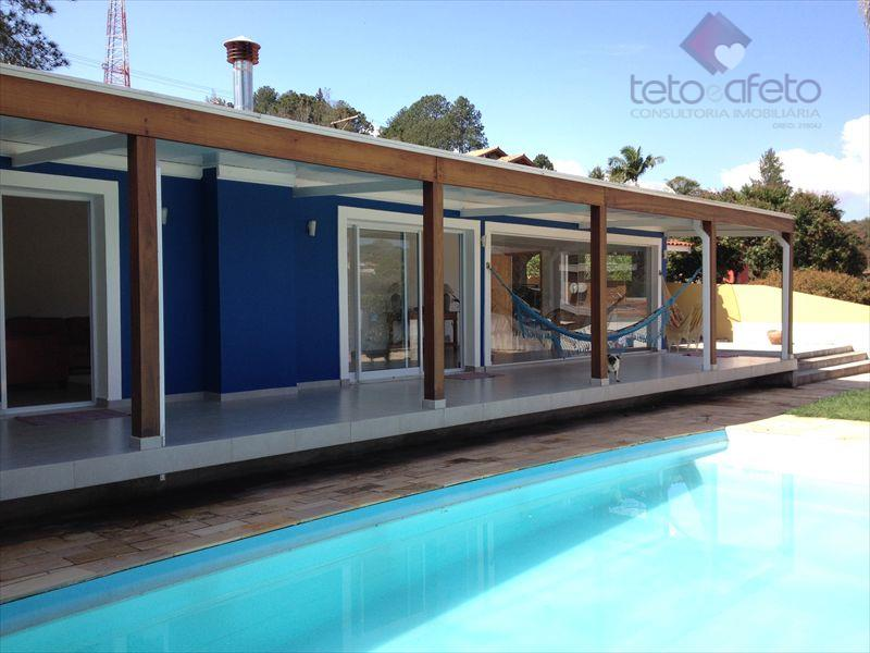 Casa residencial à venda, Condomínio Fechado, Atibaia - CA2642.