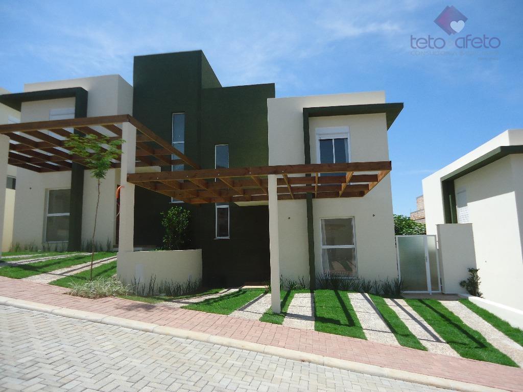 Casa residencial à venda, Condomínio Fechado, Atibaia - CA2527.