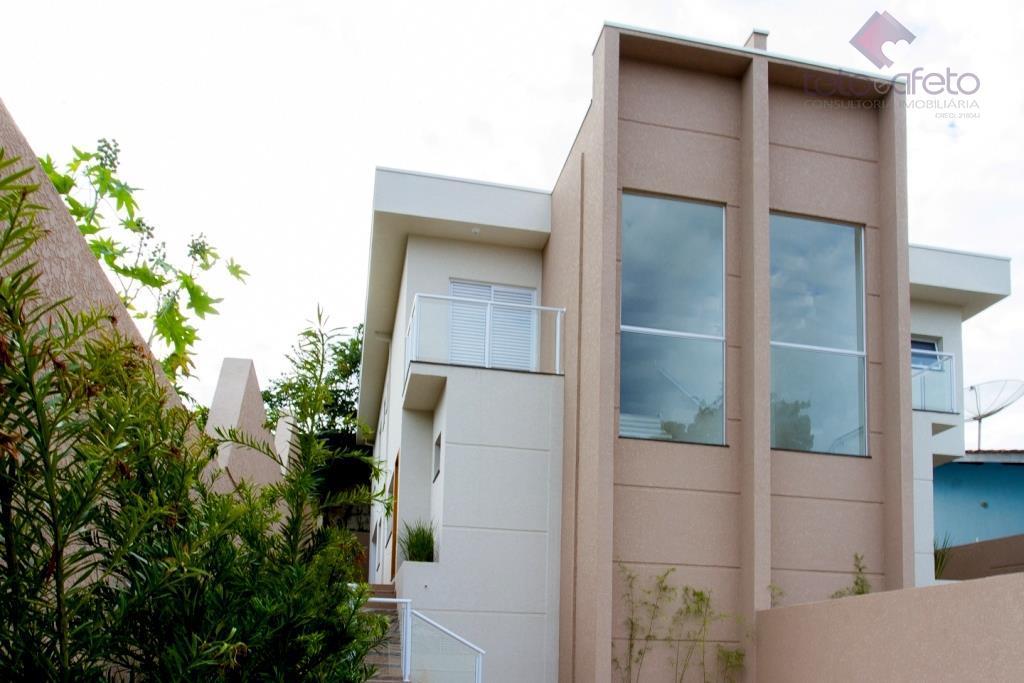 Casa residencial à venda, Jardim Paulista, Atibaia - CA2394.