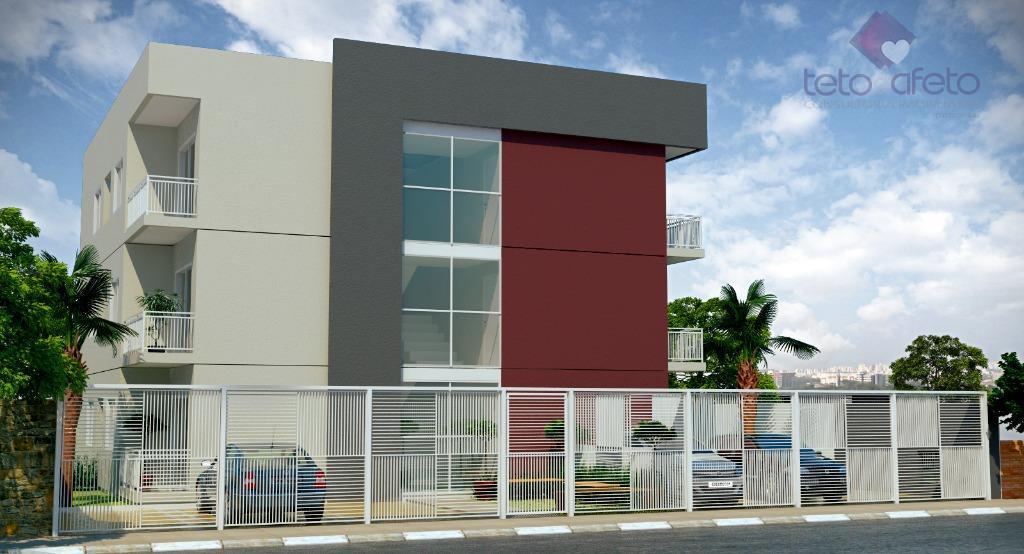 Imobiliária em Atibaia - Apartamento residencial à venda na Vila Giglio em Atibaia.