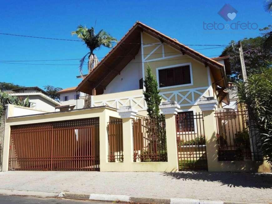 Imobiliária em Atibaia - Sobrado residencial à venda no Jardim do Lago em Atibaia.