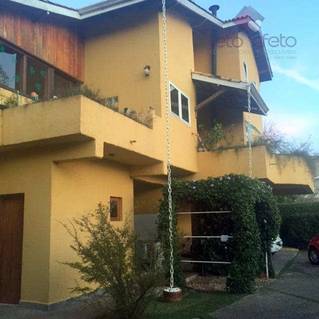 Imobiliária em Atibaia - Sobrado  residencial à venda, Nova Gardênia, Atibaia.