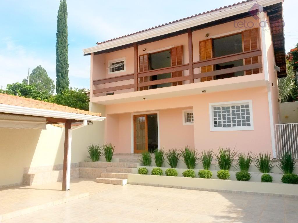 Imobiliária em Atibaia - Sobrado residencial à venda no Recreio Maristela em Atibaia - A poucos metros da Al Lucas Nogueira
