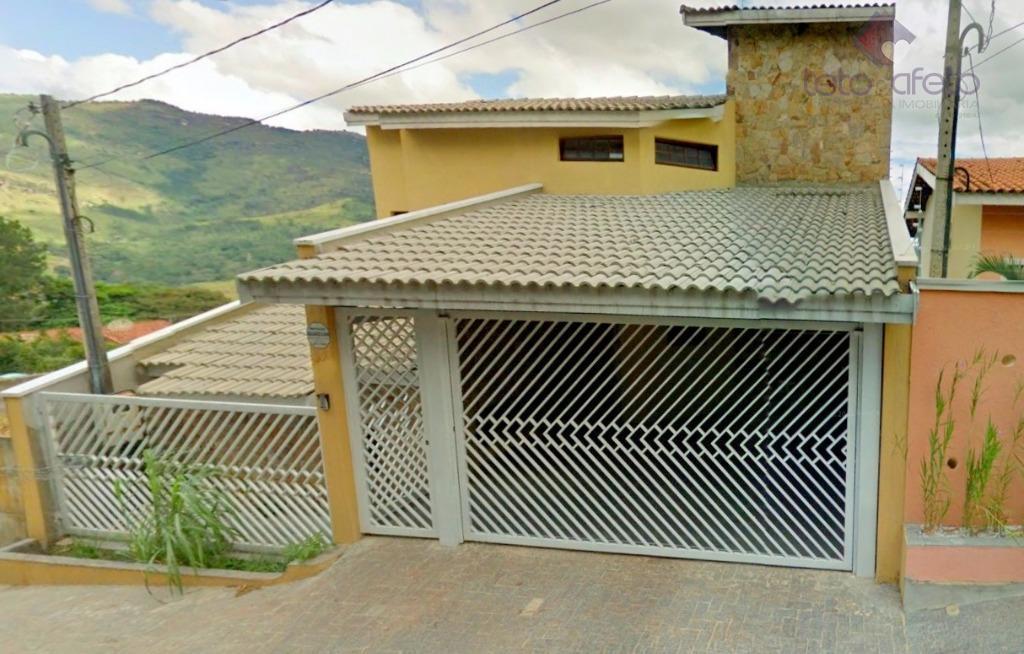 Imobiliária em Atibaia - Casa à venda em Recreio Maristela em Atibaia.