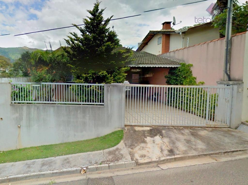 Imobiliária em Atibaia - Casa Térrea à venda na Vila Giglio em Atibaia.