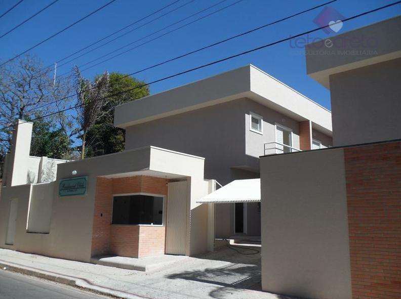 Sobrado residencial à venda, Nova Gardênia, Atibaia.
