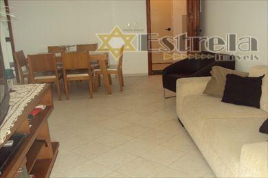 Apartamento Residencial à venda, Vila Guilhermina, Praia Grande - AP0696.