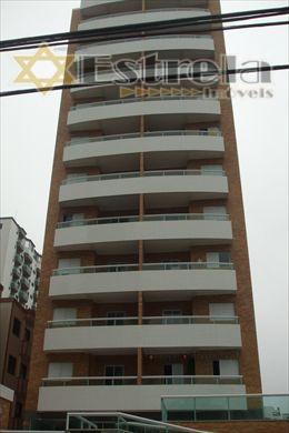 Apartamento Residencial à venda, Canto do Forte, Praia Grande - AP0101.