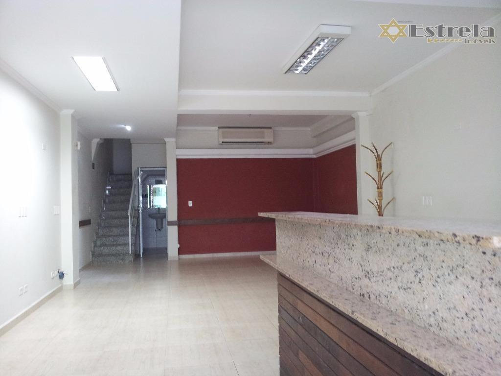 Sobrado  triplex comercial ou residencial , Canto do Forte, Praia Grande.