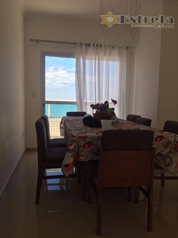 Cobertura residencial à venda, Balneário Maracanã, Praia Grande.