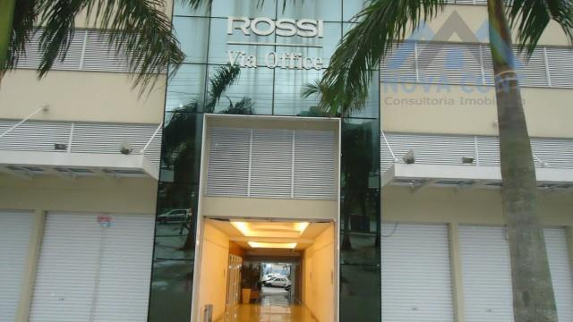 excelente sala situada no prédio via office rossi na via light prox. ao top shopping. sala...