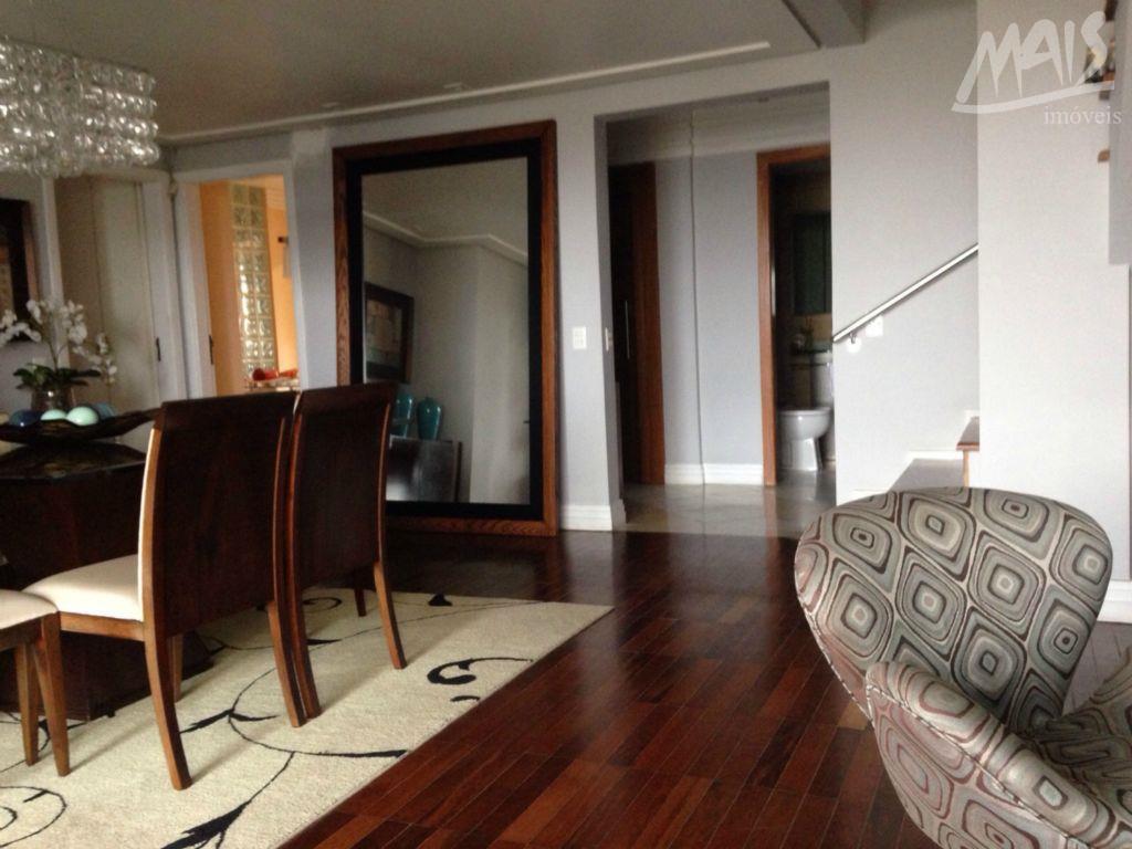 Cobertura Triplex residencial à venda, Aparecida, Santos.