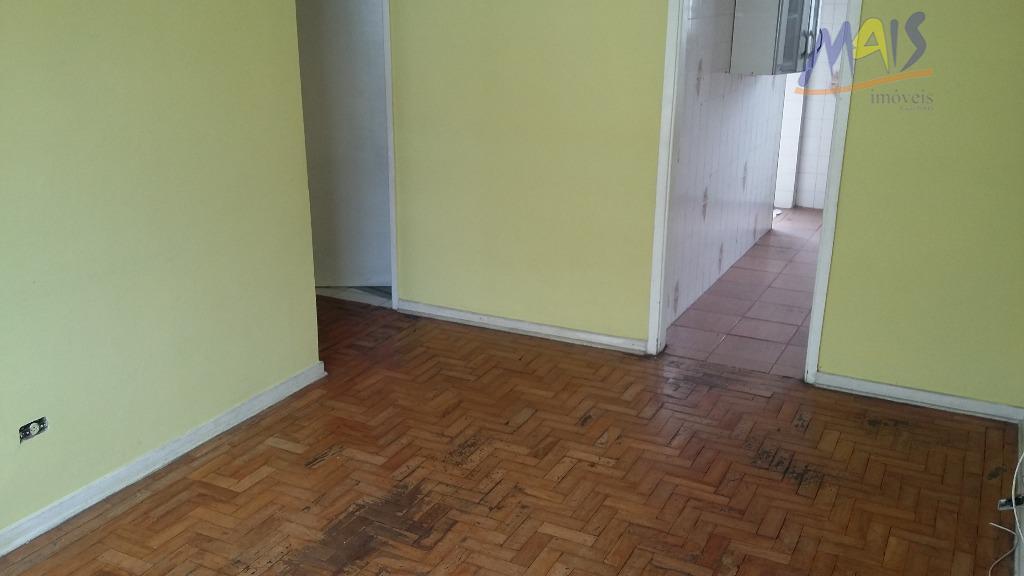 Apartamento residencial à venda, Aparecida, Santos - AP4363.
