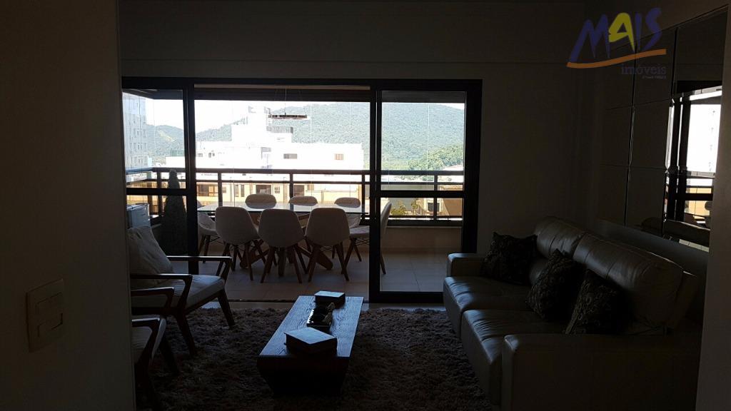Ponta da Praia, varanda gourmet, 2 garagens
