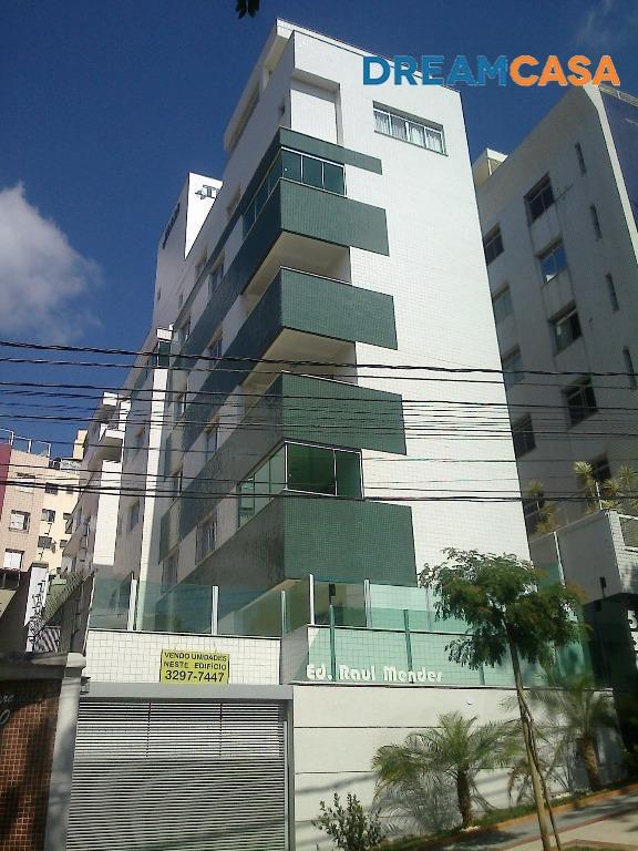 Apto 3 Dorm, Nova Suíssa, Belo Horizonte (AP0254)