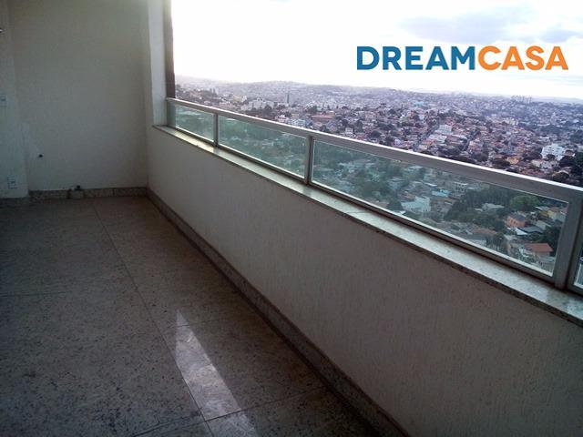 Apto 4 Dorm, Buritis, Belo Horizonte (AP0199)