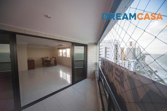 Apto 4 Dorm, Boa Viagem, Recife (AP0088) - Foto 5