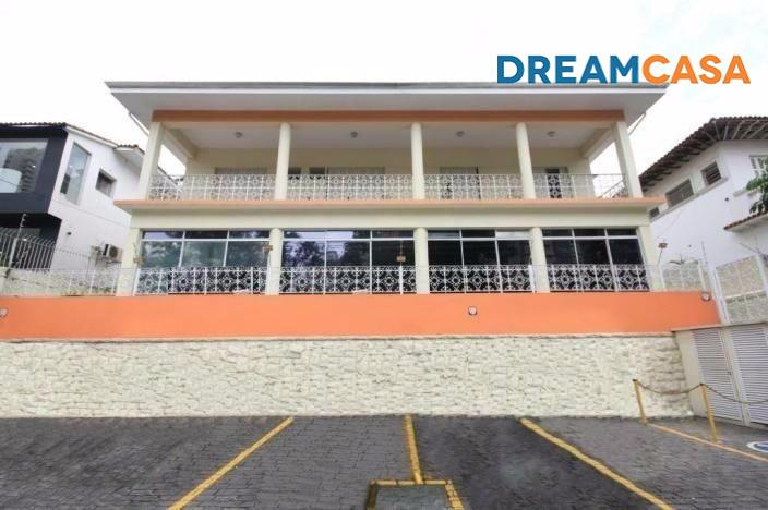 Casa 10 Dorm, Pacaembu, São Paulo (SO0082)