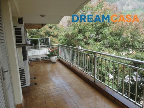 Cobertura 4 Dorm, Urca, Rio de Janeiro (CO0001) - Foto 2