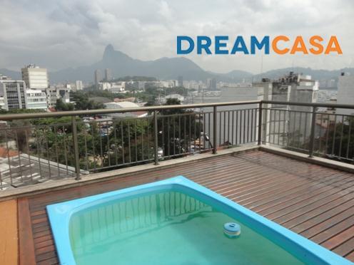 Cobertura 4 Dorm, Urca, Rio de Janeiro (CO0001) - Foto 3