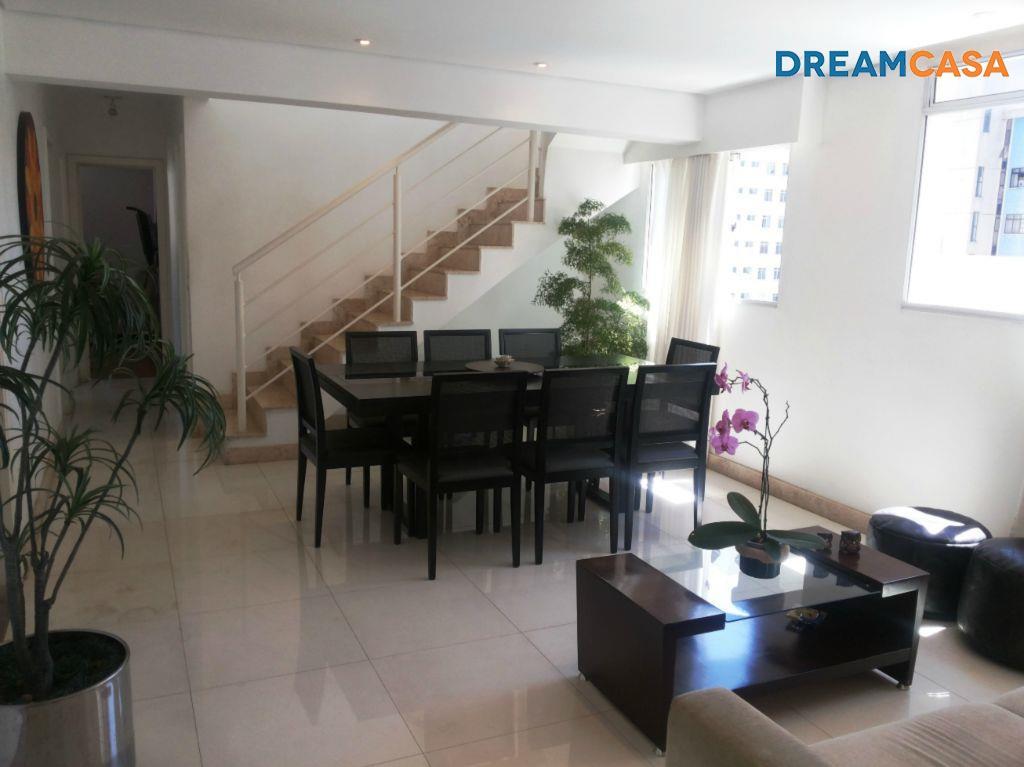 Imóvel: Cobertura 4 Dorm, Buritis, Belo Horizonte (CO0002)