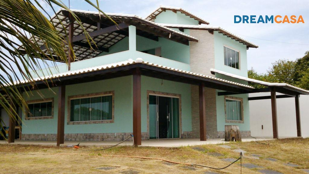Casa 3 Dorm, Rua do Fogo, São Pedro da Aldeia (CA0169)