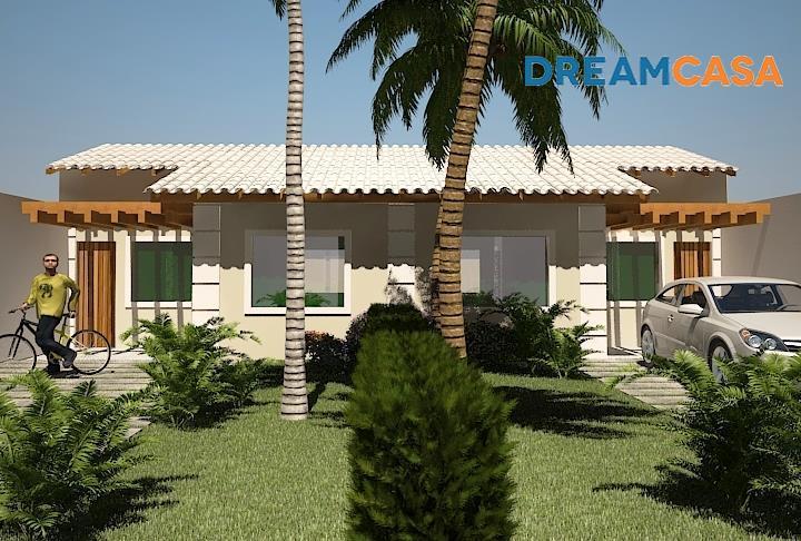 Casa 2 Dorm, Rua do Fogo, São Pedro da Aldeia (CA0171)