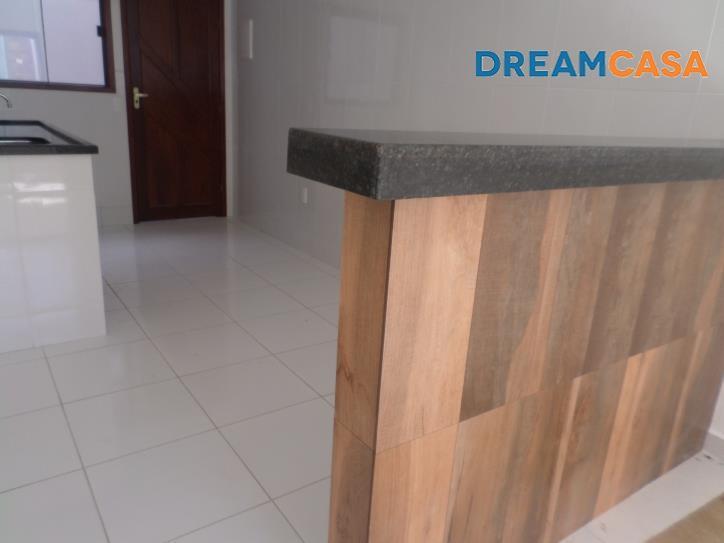 Casa 3 Dorm, Fluminense, São Pedro da Aldeia (CA0196) - Foto 4