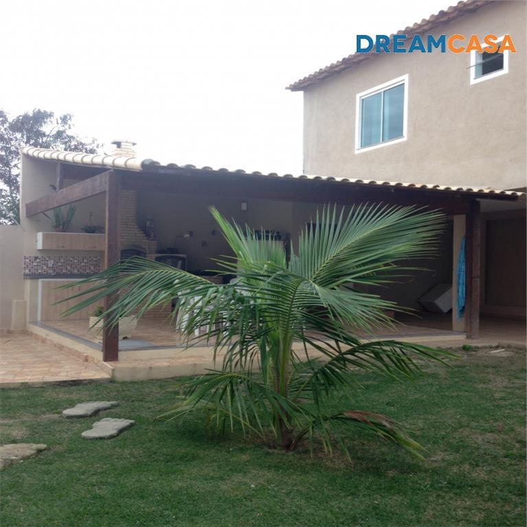 Casa 4 Dorm, Fluminense, São Pedro da Aldeia (CA0206) - Foto 4