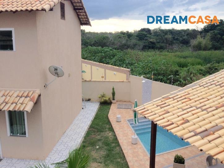 Casa 4 Dorm, Fluminense, São Pedro da Aldeia (CA0206) - Foto 5