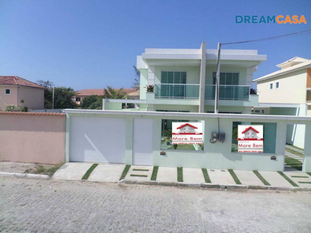 Casa 4 Dorm, Braga, Cabo Frio (CA0214) - Foto 3