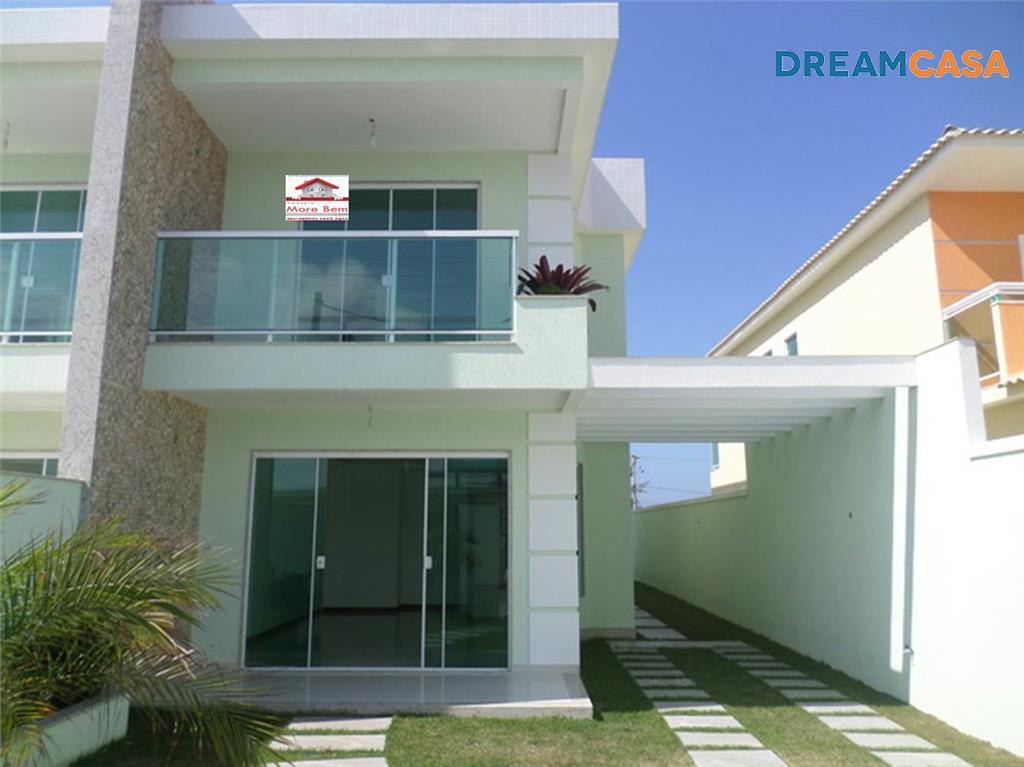 Casa 4 Dorm, Braga, Cabo Frio (CA0214) - Foto 2